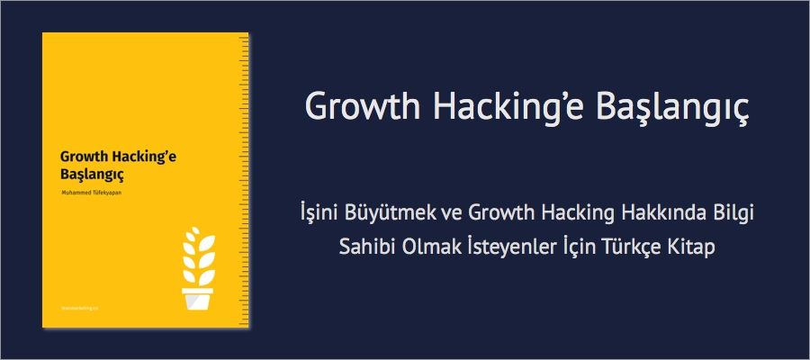 growth-hackinge-baslangıç