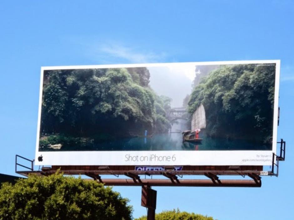 iPhone Reklamı